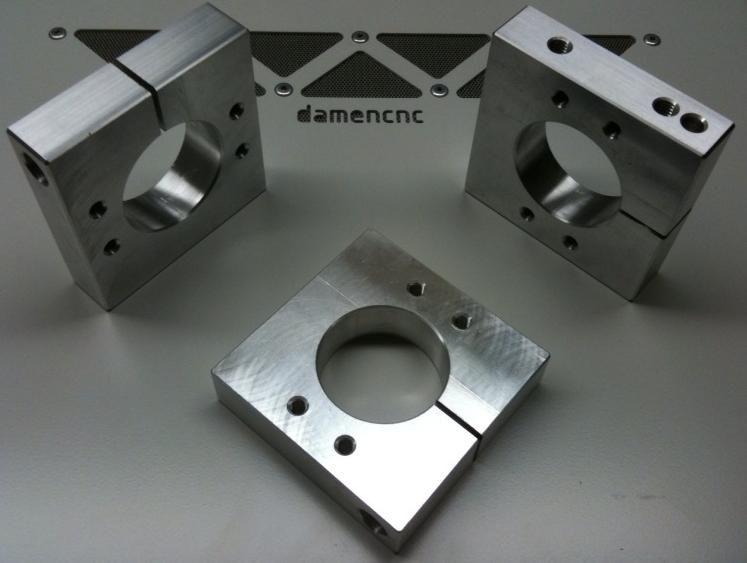amb kress mounting block v21 80x80x20mm