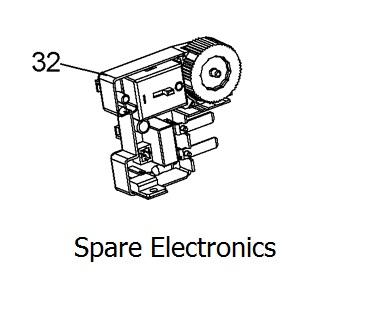 amb kress spare electronics 1050 fme1 1050 fmep 32