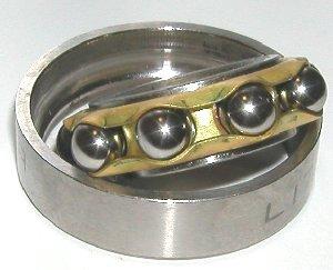 angular contact bearing 3200zz 10x30x14 double row