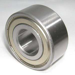 angular contact bearing 42002rs 10x30x14 double row