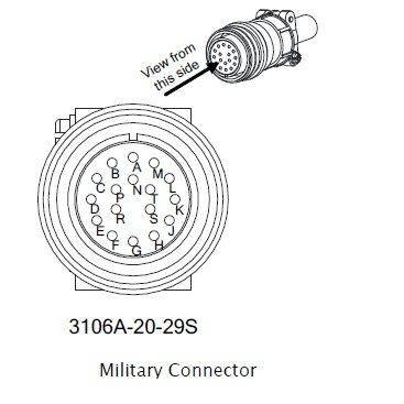 asdbcaen1000 encoder connector