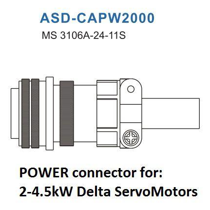 asdcapw2000 power connector