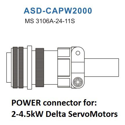 asdcapw2000 power connector