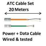 ATC Cable set 20 meters