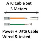 ATC Cable set 5 meters