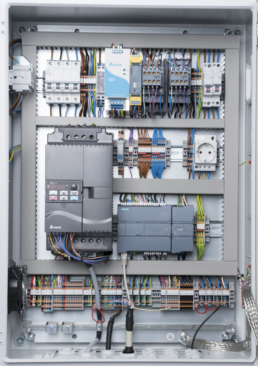 atc control box plc 7 screen