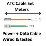 ATC71 Cable set Custom Length