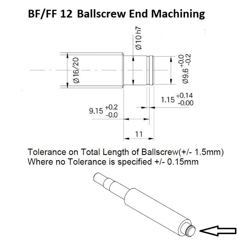 bfff 12 ballscrew end machining floating side