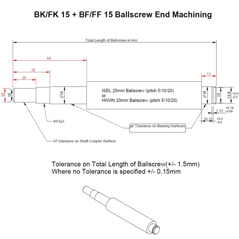bkfk bfff 15 end machining