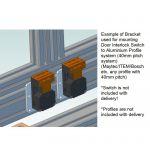 Bracket for Door Interlock Switch
