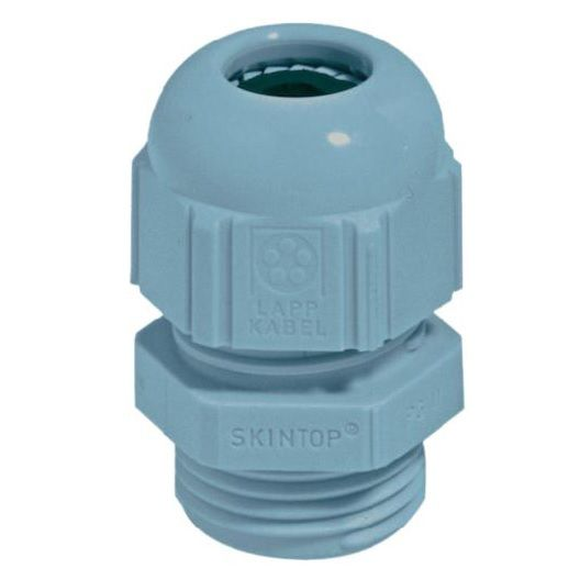 cable gland m16x15 gray