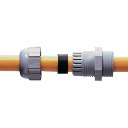 cable gland m20x15 black