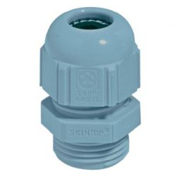 cable gland m20x15 white