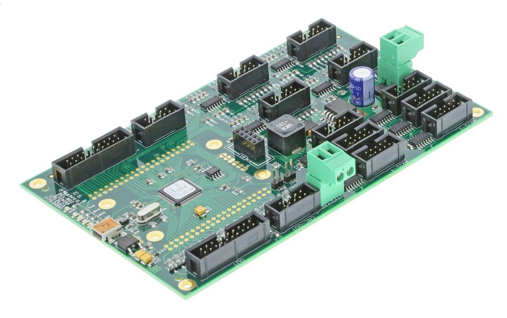 cpu5b 6axis software hardware interface