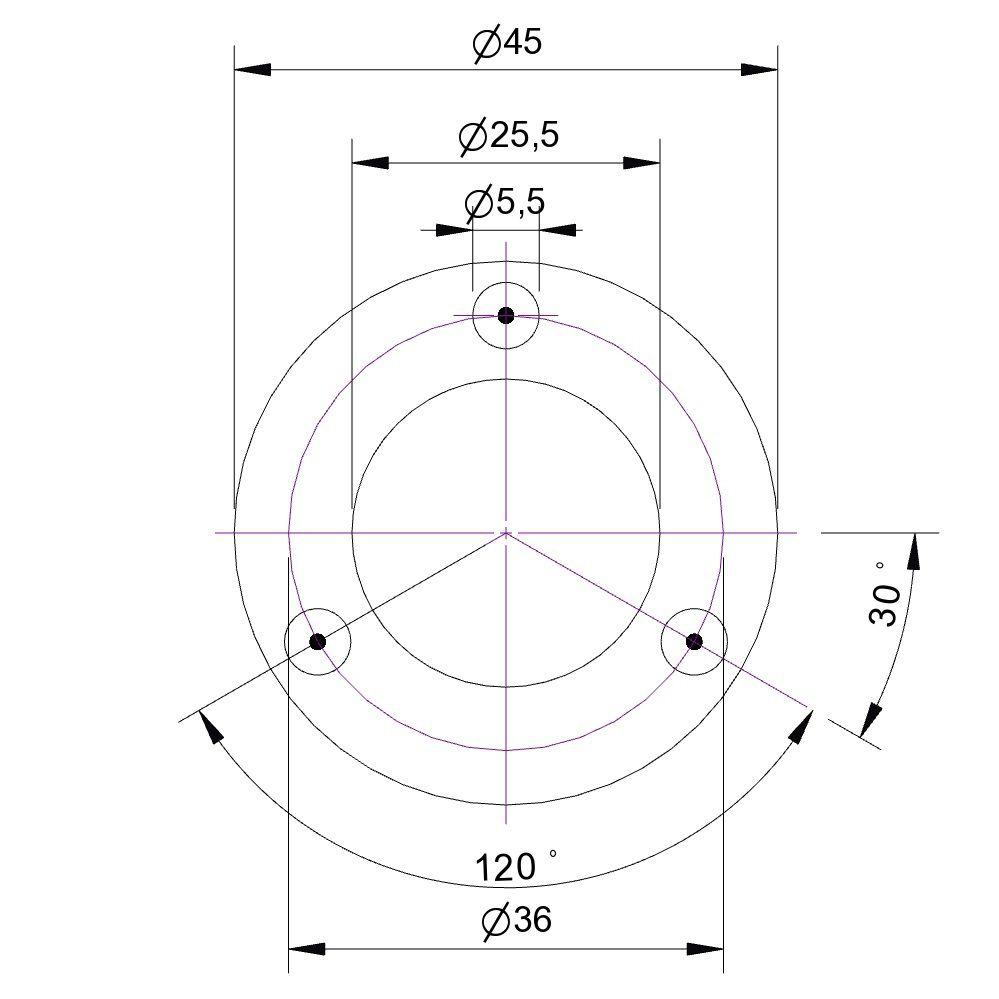 dcnc bearing block retaining ring