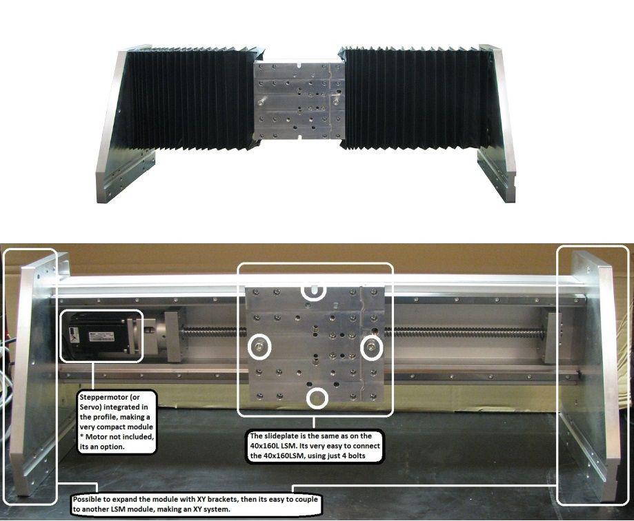 dcnc router bridgeaxis ballscrew r790mm diy