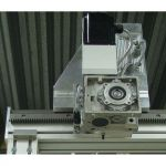 DCNC Router Frame-axis R&P R=3700mm DIY