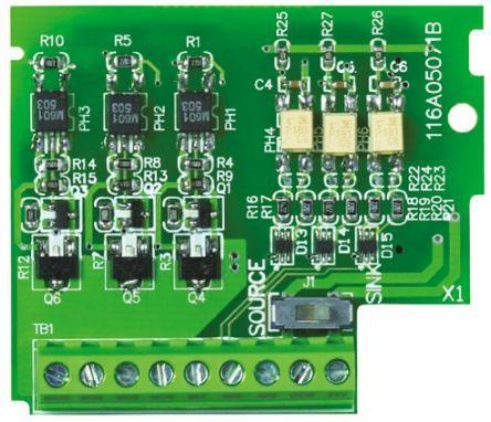 delta io card for the vfde emed33a