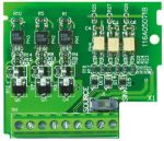 Delta I/O Card for the VFD-E (EME-D33A)
