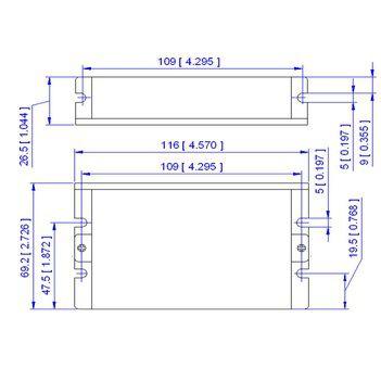digital stepper drive dm422 40v 22a 2phase