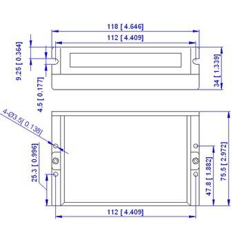 digital stepper drive dm556 50v 56a 2phase