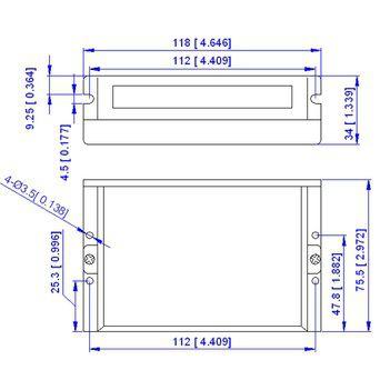 digital stepper drive dm856 80v 56a 2phase