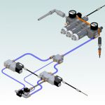 DIY Pneumatic Package for TeknoMotor ATC41