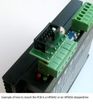 Driver Compatibility PCB M542, DM542 & ND556