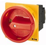 Eaton Main switch, 3 pole + N, 25 A, Emergency-Stop function