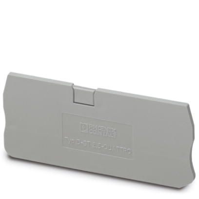 end cover dst 25quattro 3030514 gray