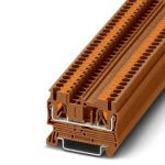 Feed-through terminal - PT 2,5 - 1176299 (BROWN)