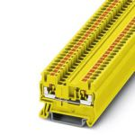Feed-through terminal - PT 2,5 - 3209511 (YELLOW)