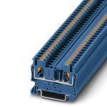 Feed-through terminal - PT 2,5 BU - 3209523 (BLUE)