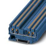 Feed-through terminal - PT 2,5-QUATTRO - 3209581 (BLUE)