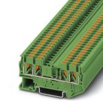 Feed-through terminal - PT 2,5-QUATTRO - 3209582 (GREEN)