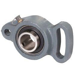 flanged bearing mount holeslot 20 mm ucfa204