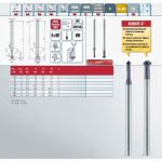 FWD/REV Deburring tool 10.00mm (6507010001)