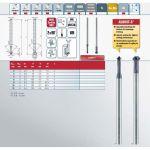 FWD/REV Deburring tool 8.00mm (6507008001)