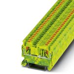 Ground modular terminal - PT 2,5-PE - 3209536 (GREEN/YELLOW)