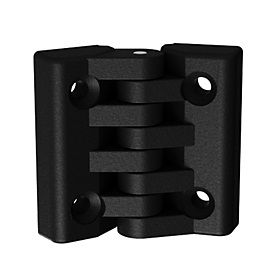 heavy duty plastic hinge
