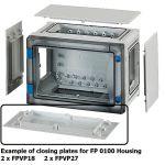 Hensel ENYSTAR FP VP 27 ClosingPlate 270mm