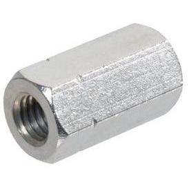 hex long nut m8 l24mm
