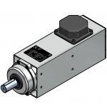 HF Spindel C41/47-D-SB-L40-1.8kW-12.000-18.000RPM