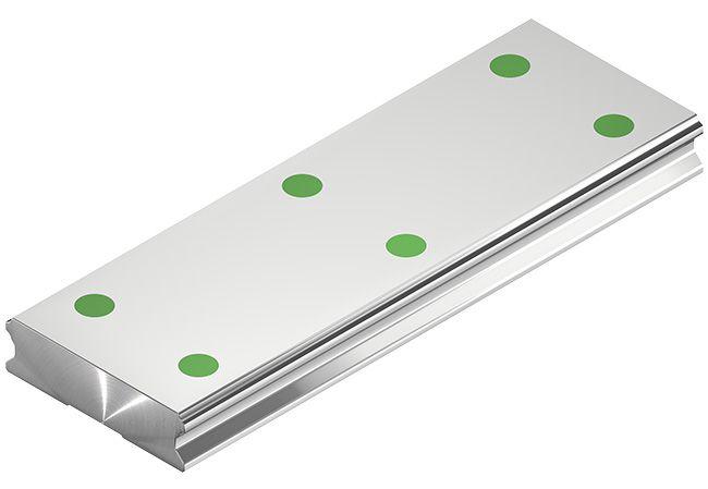 hiwin profile rails wer17r pricem incl green caps