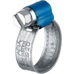 Hose Clamp, clamping range 19-28mm, width 9mm