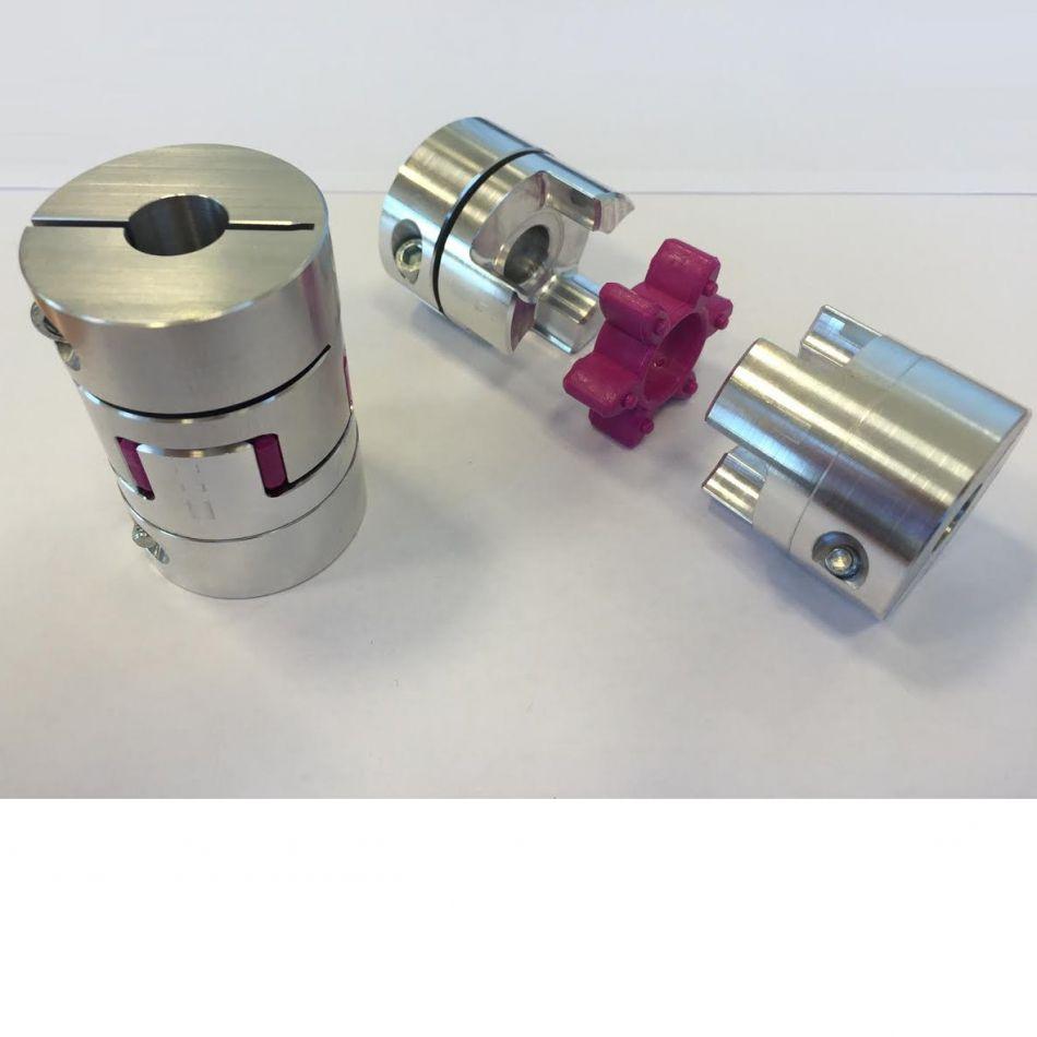 hub shaftcoupler dcncd40l65b000mm only centered