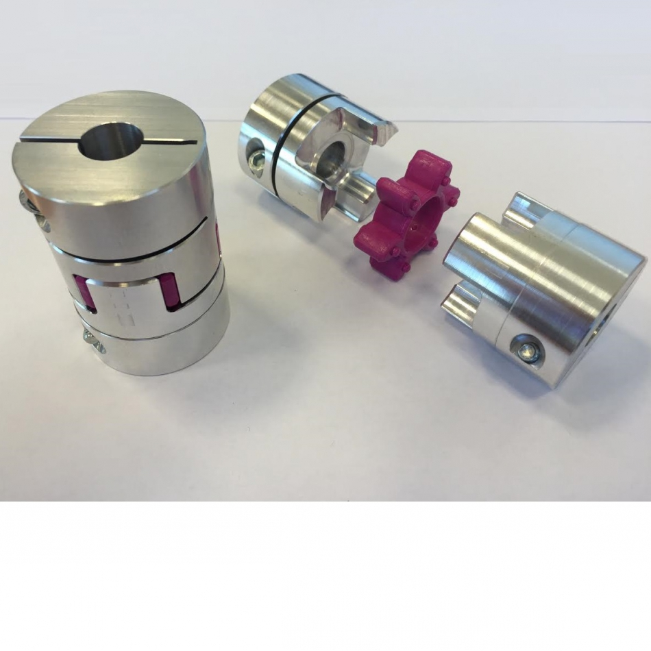 hub shaftcoupler dcncd40l65b127mm 12