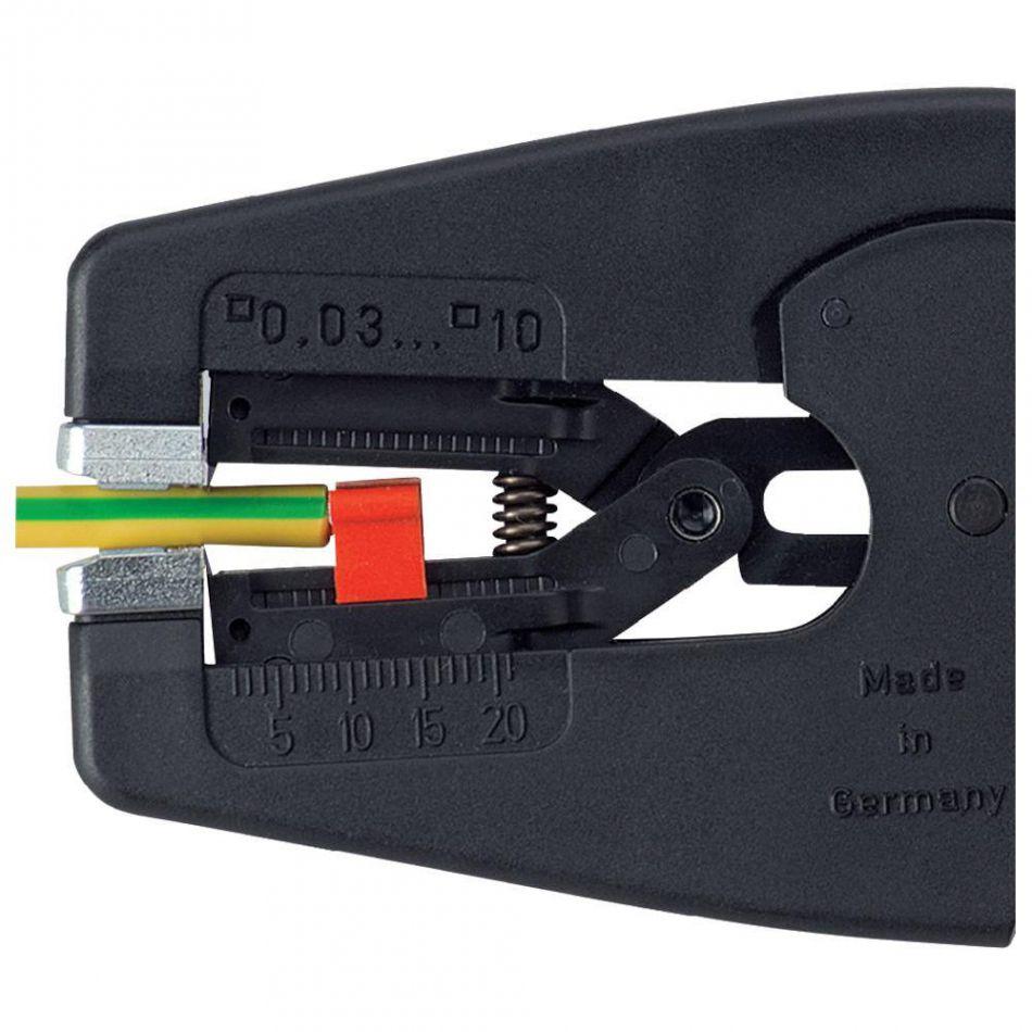 knipex 12 42 195 wire stripper