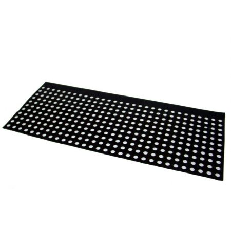 lg5030 hole rubber mats 5 units