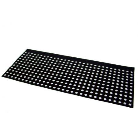 lg8060 hole rubber mats 5 units